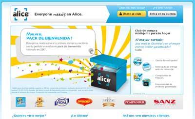 Alice-pantallazo