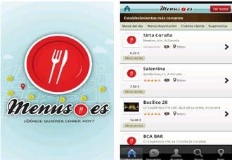 Menus-es-app
