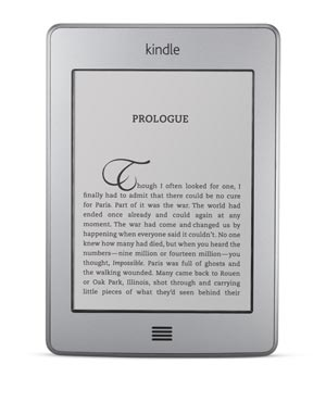 Kindle-Touch-book