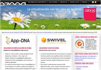 Ozona-web