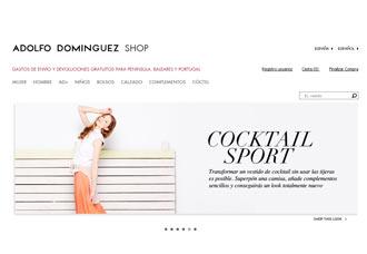 Adolfo-Dominguez-ecommerce
