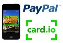 PayPal-CardIO