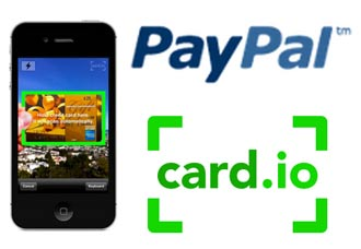 PayPal-CardIO