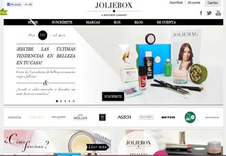 JolieBox-web
