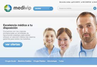 MediVip-web