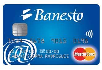 Tarjeta-Banesto-MasterCard