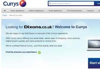 Dixons-cierre