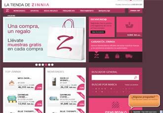 Zinnia-online
