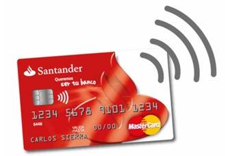 Santander-PayPass