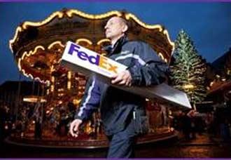 FedEx-paquete