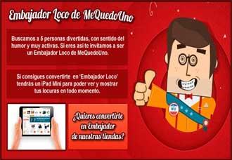 MeQuedoUno-embajador