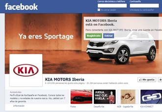 KIA-Facebook