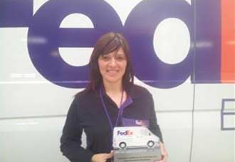 FedEx-dolors