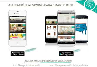 WestWing-Smartphone