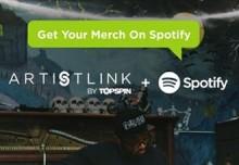 Spotify-merch
