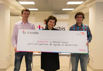 TicketBis-WorldVision
