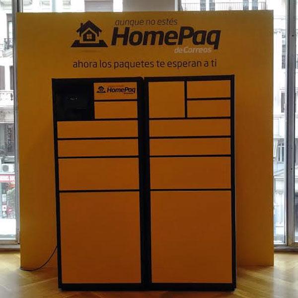 Correos lanza homepaq para revolucionar las entregas y recogidas en ecommerce ecommerce news - Horario oficina correos madrid ...