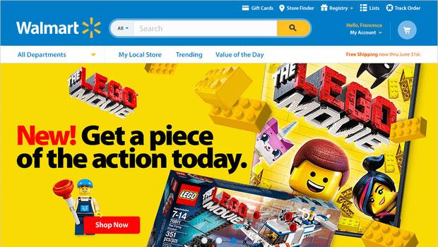 Las claves del rediseño de la tienda online de Walmart: optimización, personalización y recomendación