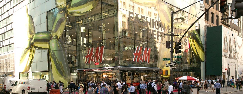 H M lanza su tienda online en cuatro nuevos países europeos - Ecommerce News d39eb1804ee
