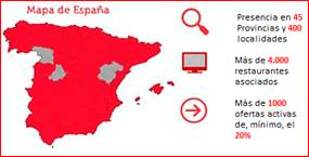JustEat-mapa