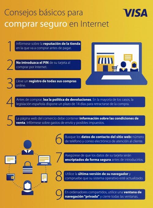 Consejos básicos para comprar seguro por internet (infografía) 6cf16185b7