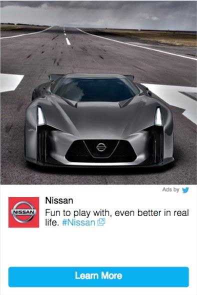Twitter-Nissan