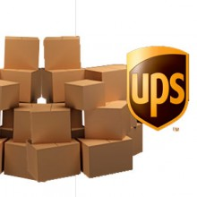 UPS-parcels