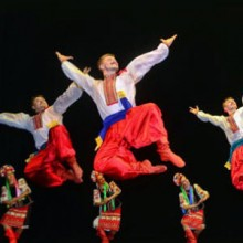 Rusia-baile
