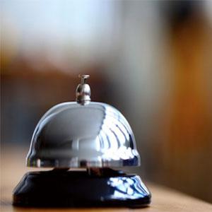 Hotel-timbre