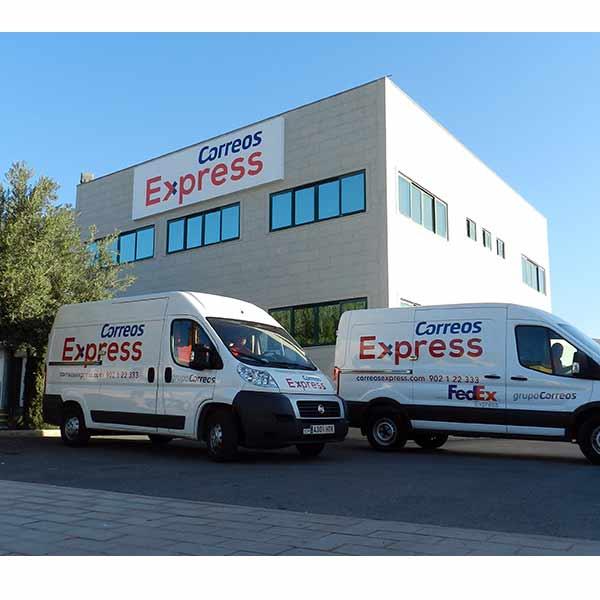 Correos express estrena nuevas instalaciones en alicante for Oficina de correos alicante