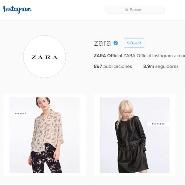 Qu marcas de moda han triunfado en instagram for Adolfo dominguez mendez alvaro 9
