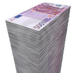 Euros-pila
