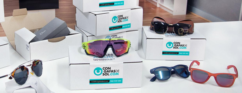 d0ae38e011 Una óptica online vende más de 20.000 gafas de sol de primeras marcas en un  mes - Ecommerce News