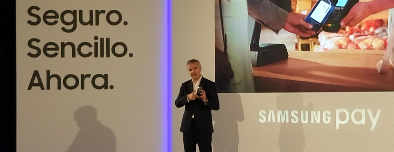 Samsung Pay lanza su herramienta de pagos en España - Ecommerce News cec951d1896
