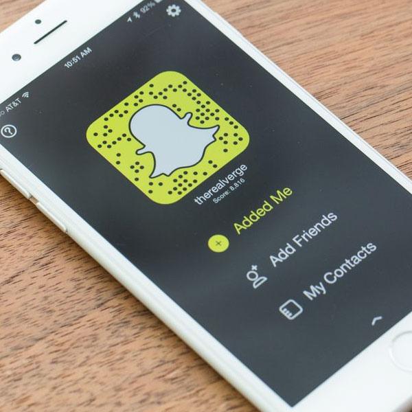 Snapchat-mobile