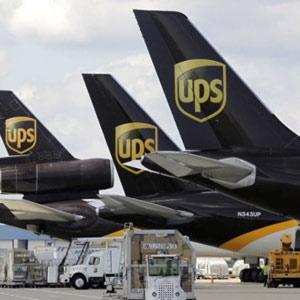 UPS-aviones