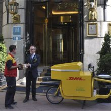 dhl-bike-green