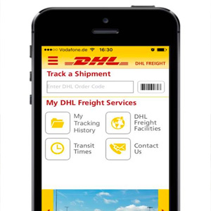 dhl-freight-app