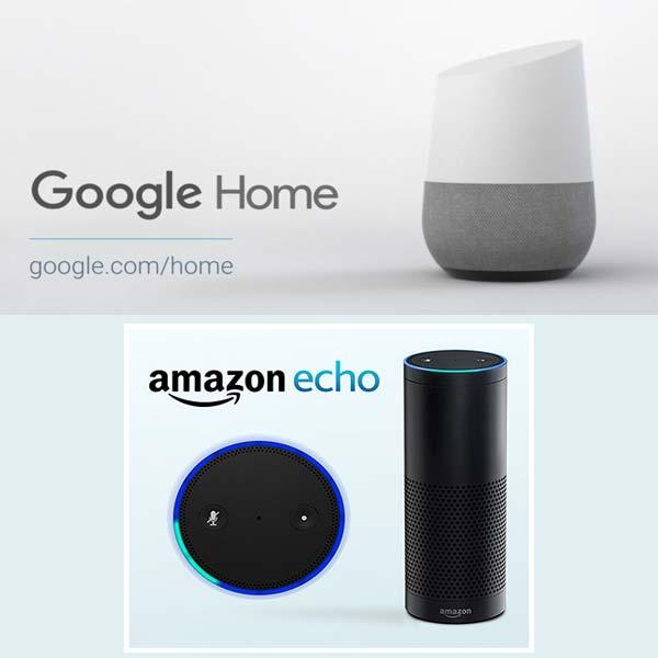 internet of things otro campo de batalla para google y amazon ecommerce news. Black Bedroom Furniture Sets. Home Design Ideas
