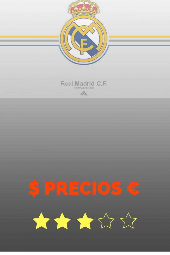Real Madrid Ecommerce Review