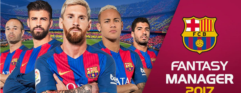 El FC Barcelona estrena 2017 con una nueva app  FCB Fantasy Manager -  Ecommerce News 557fd1fe4e7