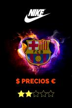 Precios tienda online FC Barcelona