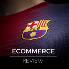 Ecommerce Review del FC Barcelona  Un eCommerce de Champions cced88ad496