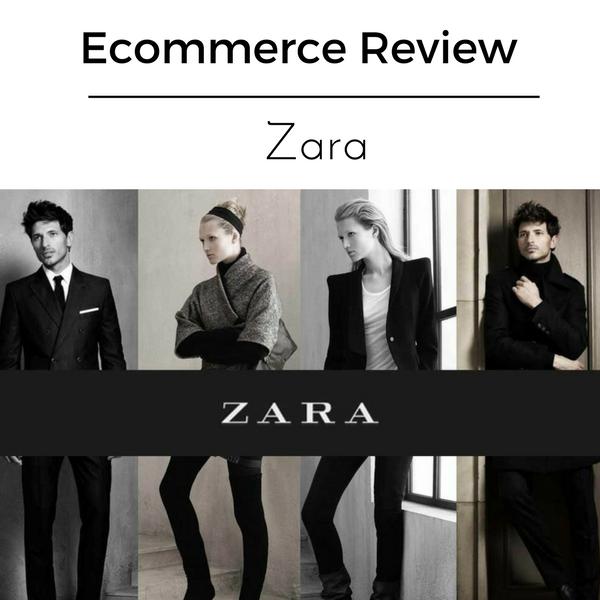 f1bb12f0d72ae Ecommerce Review de Zara  Analizando la marca española más internacional
