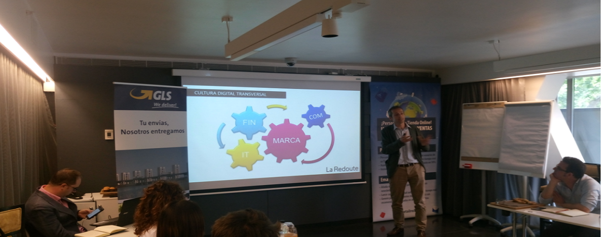 eaa6d5fafa8 La Redoute  Case Study en Ecomm Brunch eFashion Barcelona (vídeo) -  Ecommerce News