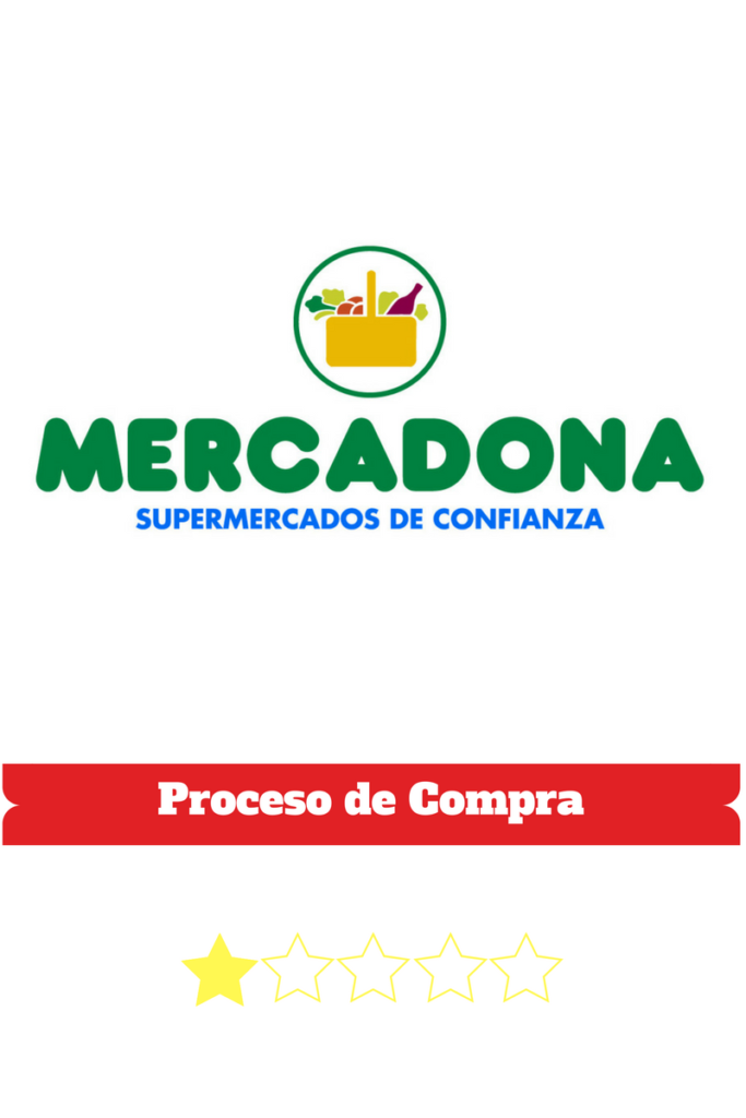 Ecommerce Review Mercadona