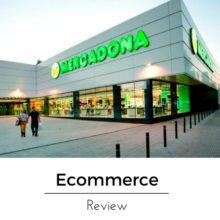 Ecommerce Review de mercadona