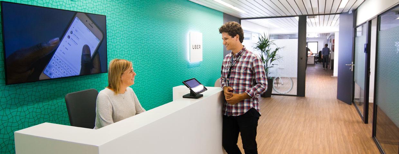 Uber presenta su hub para el Sur de Europa ubicado en TheCube Madrid
