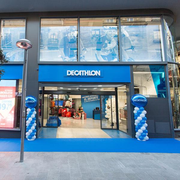 Decathlon barcelona horario domingo