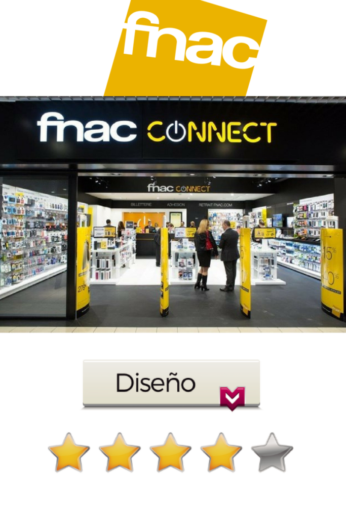 Ecommerce Review Fnac